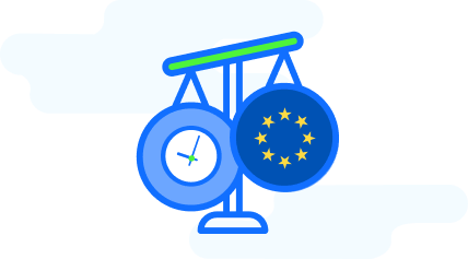 EU time and attendance tracking regulation and requirment