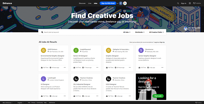 140+ Best Freelance Jobs Websites (2019)