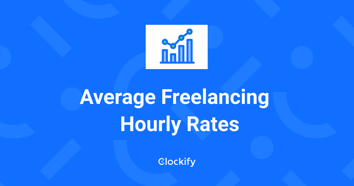 Average Freelancing & Consulting Hourly Rates (2019)