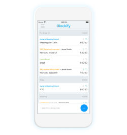 clockify 100 free time tracking software