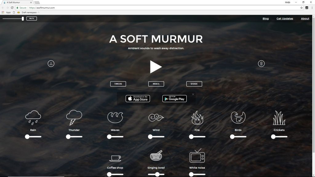 softmurmur productivity app