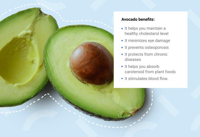 superfood avocado