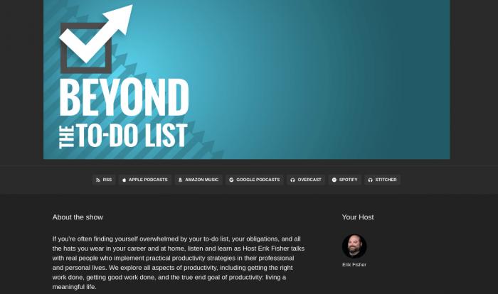 beyond to-do-min