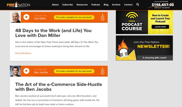 entrepreneurs on fire-min