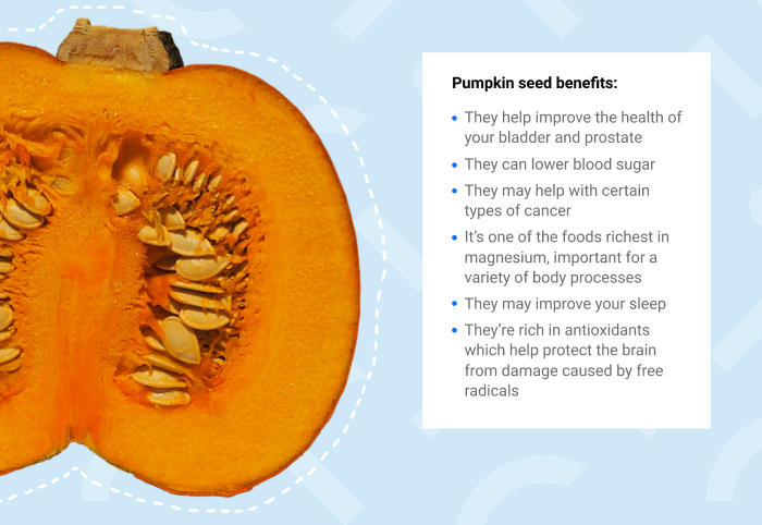 superfood pumpkin seeds