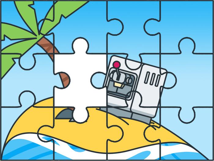 Big puzzle challenge