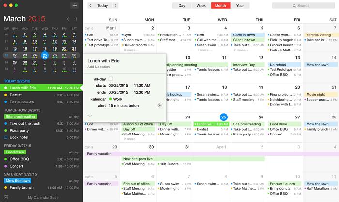 fantastical2 mac calendar app