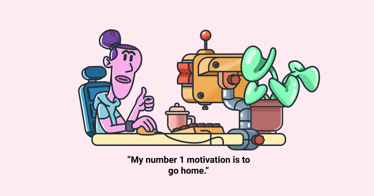 Motivacija - featured
