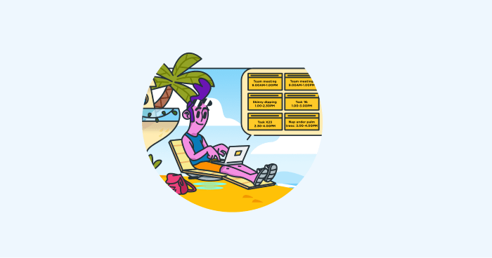 How to Create a Remote Work Schedule - thumb