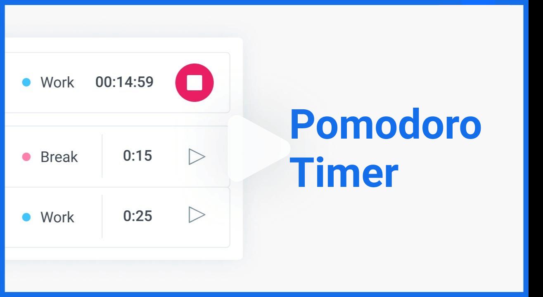 videos pomodoro timer