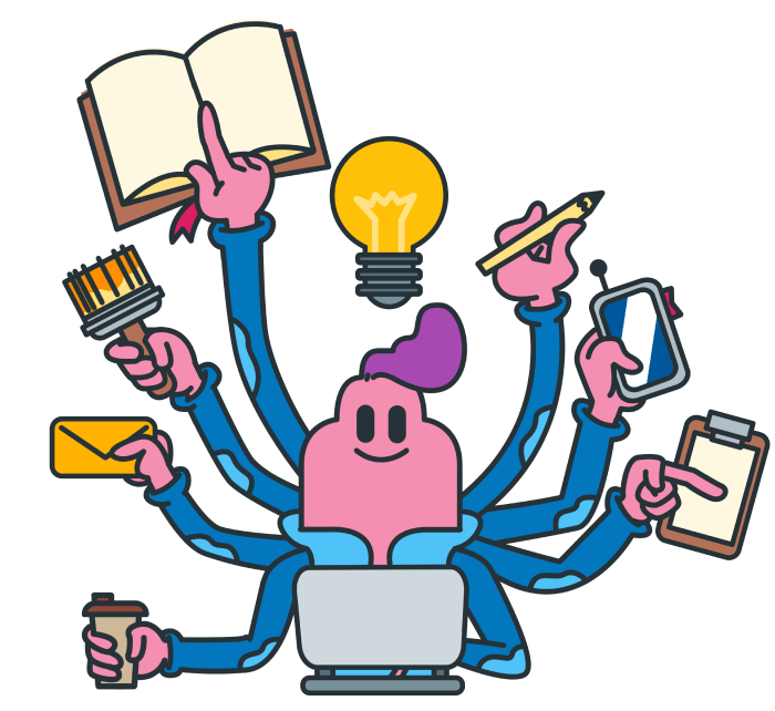Best brainstorming techniques for productive work - cover